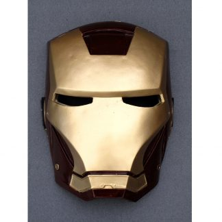 Iron Man Resin Mask