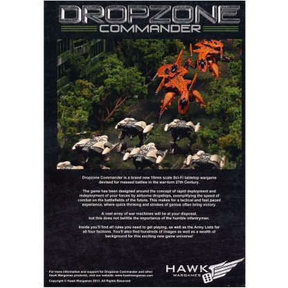 DropZone Core Rules 2