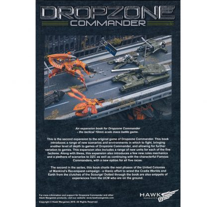 DropZone Reconquest Phase
