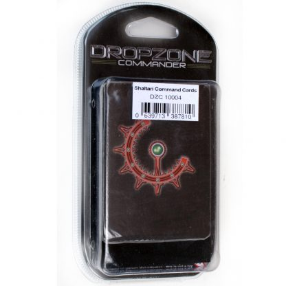 Dropzone Shaltari Cards