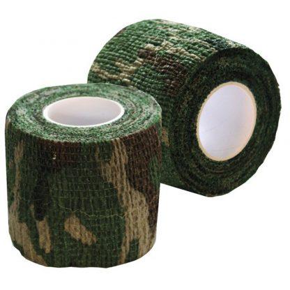 Kombat Woodland Stealth Tape
