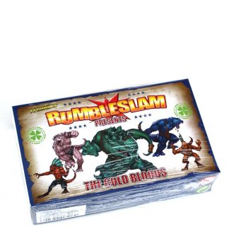 Rumbleslam Rhunic Thunder