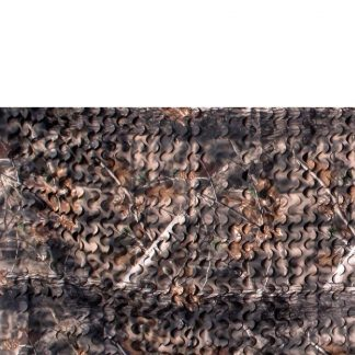Brown camo netting
