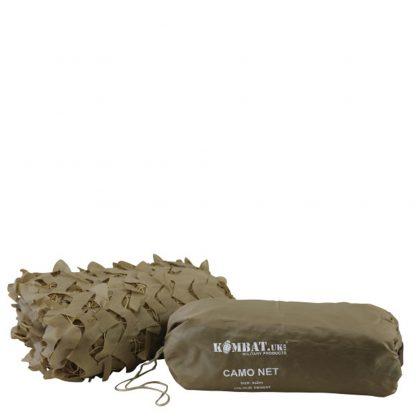 Brown Camo Netting