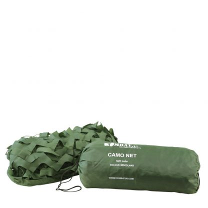 Green Camo Netting