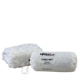 White Camo Netting