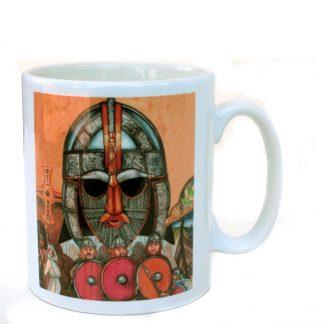 Sutton Hoo Mug