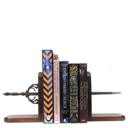 Sword Book Ends