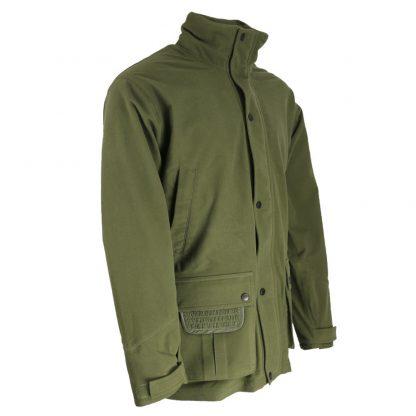 Moss Green Hunting Jacket