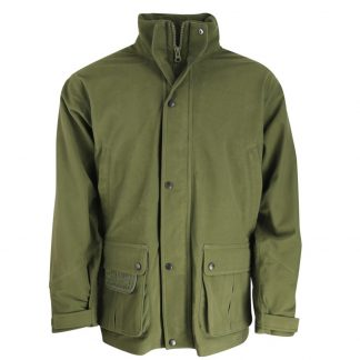Moss Green Hunting Jacket