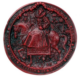 Elizabeth 1 Great Seal