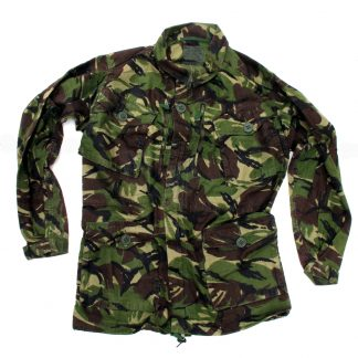 British Army Woodland Camo DPM Jacket