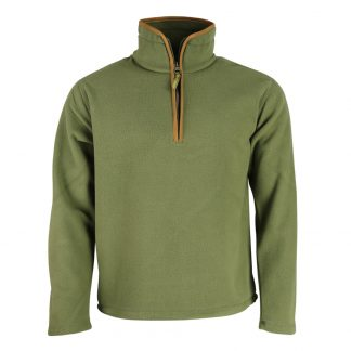Huntsbury Green Pullover Fleece