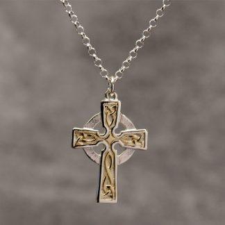 St Petroc Celtic Cross