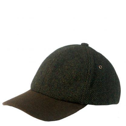 Denton Tweed Cap