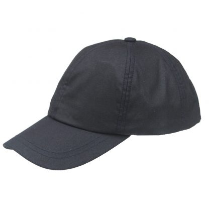 Denton Waxed Cap -1