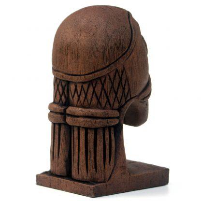 Oseburg Head Replica