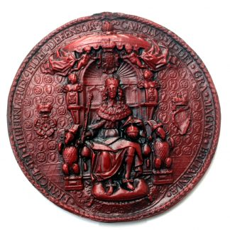 The Great Seal Of Charles II