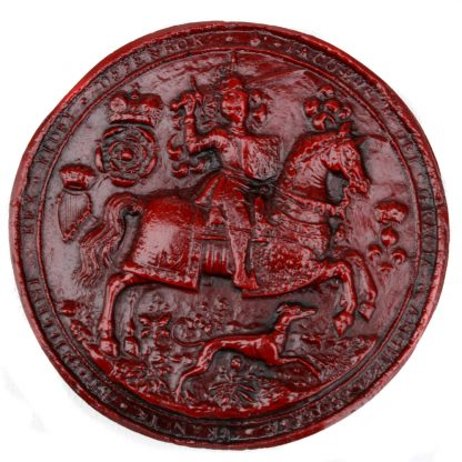The Royal Seal of James Ist