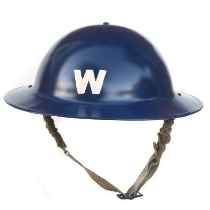Air Raid Wardens Helmet: WWII