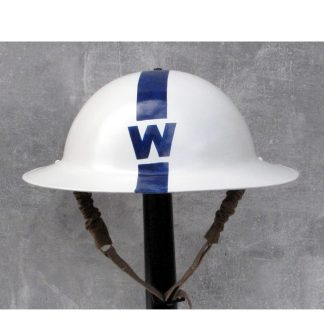 Air Raid Wardns Helmet 2