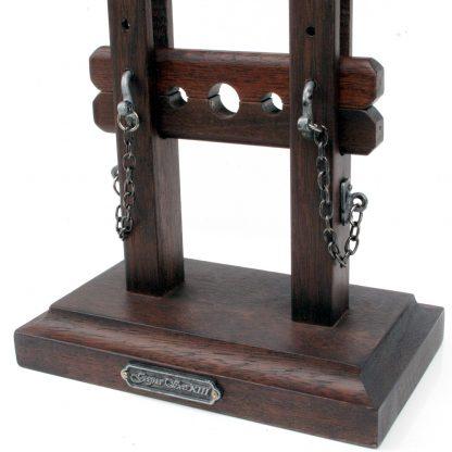 Miniature Medieval Stocks: