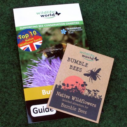Wild Flower Seeds Mix for Bumble Bees: