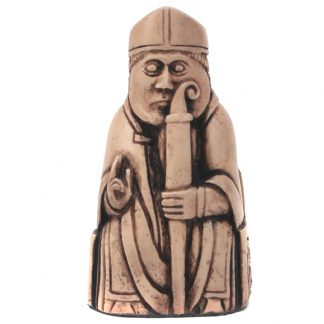 Lewis Chess Piece Bishop