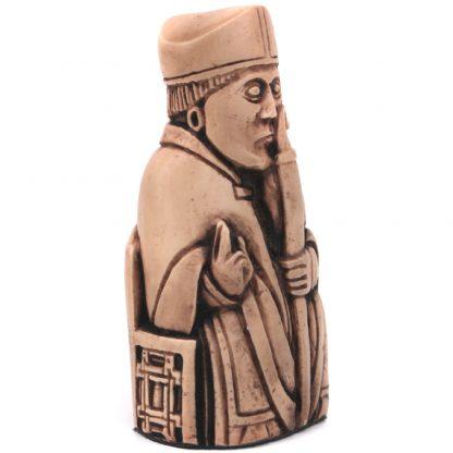 Lewis Chess Piece Bishop.