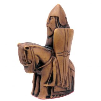 Lewis Chess Piece Knight