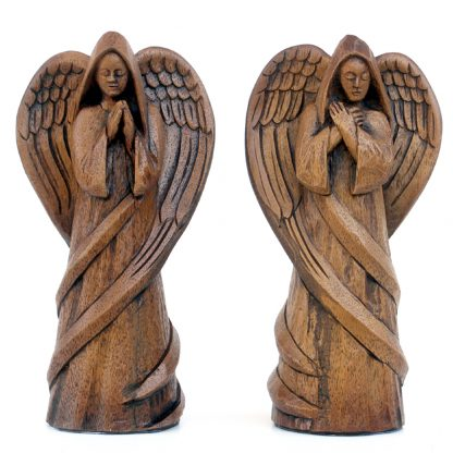 Replica Carved Angel Figures