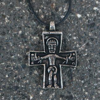Early Swedish Christian Crucifix:
