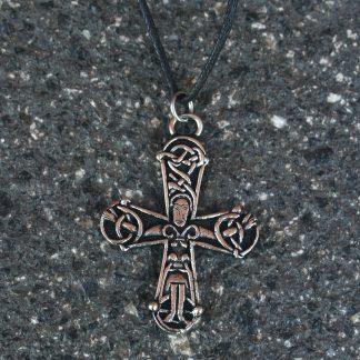 Early Christian Crucifx: Novgorod Cross: