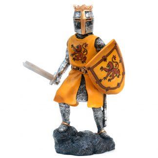 Robert The Bruce Figure: Collectable Figurine: