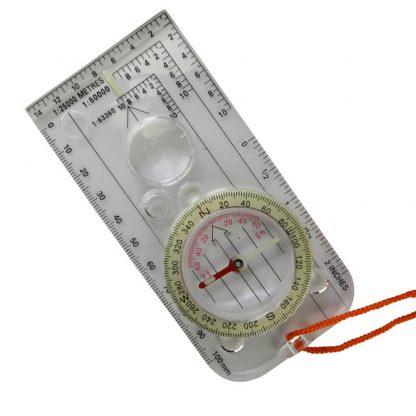 Budget Baseplate Compass