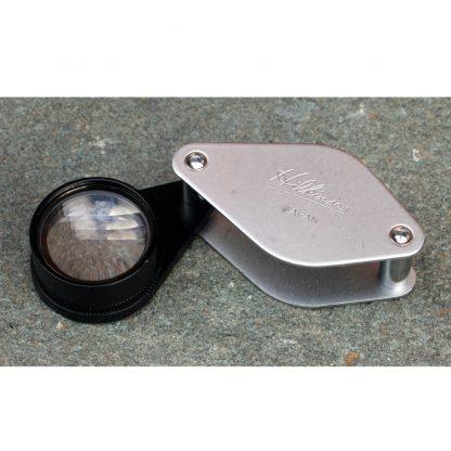 Hilkinson 10X Folding Magnifying Glass: