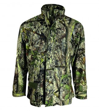 Hedgerow Camo Jacket: