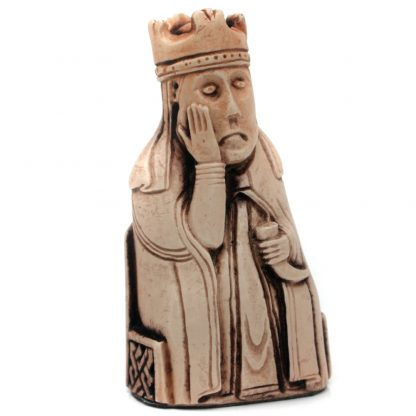 Lewis Chess Piece. The Queen