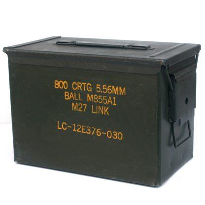 Fat .50 Cal / 5.56 Ammo Box