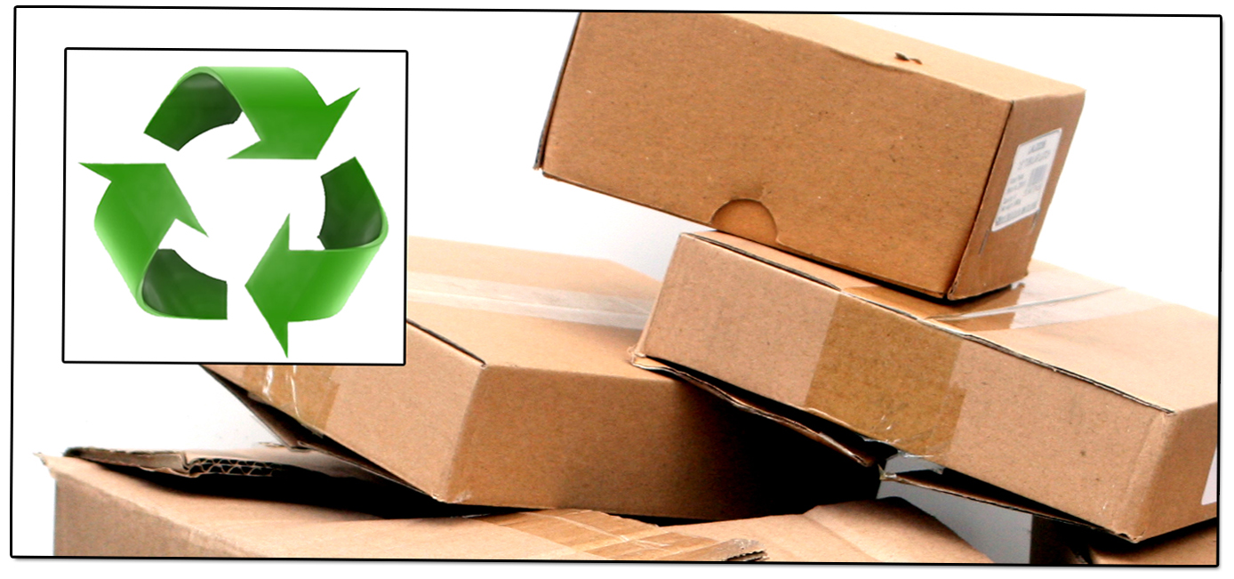 A12 Recycled Packaging
