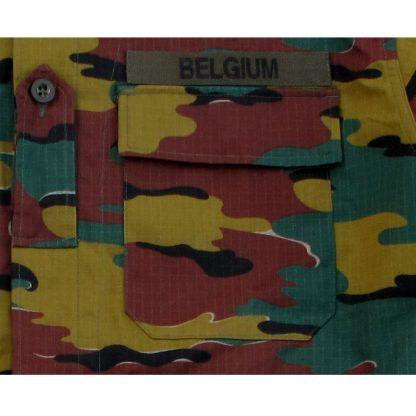 Belgium Army Shirt: