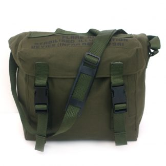 Army Surplus Green Shoulder Bag