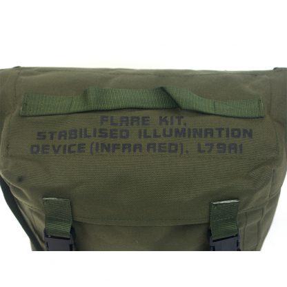 Army Surplus Green Shoulder Bag