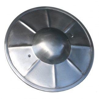 "12"" Fluted Buckler Shield"