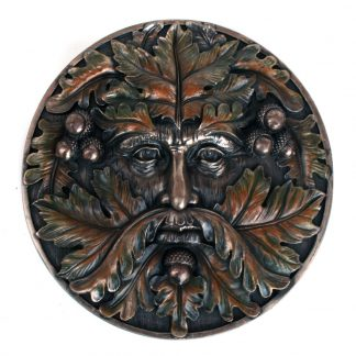 Autumn Green Man