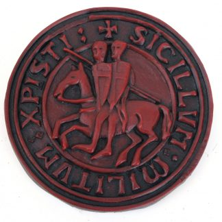 Knights Templar Replica Seal