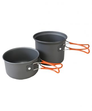 Two Piece Camp Cook Set: