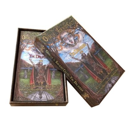 Oracle of the Ancient Celts The Dalriada Oracle Card Deck