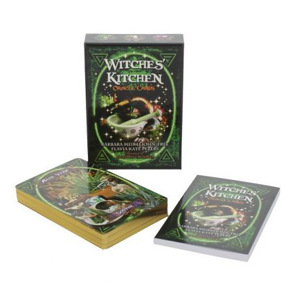 Witches Kitchen Fortune Oracle Cards