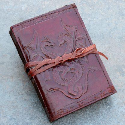 The Twin Dragon Journal: